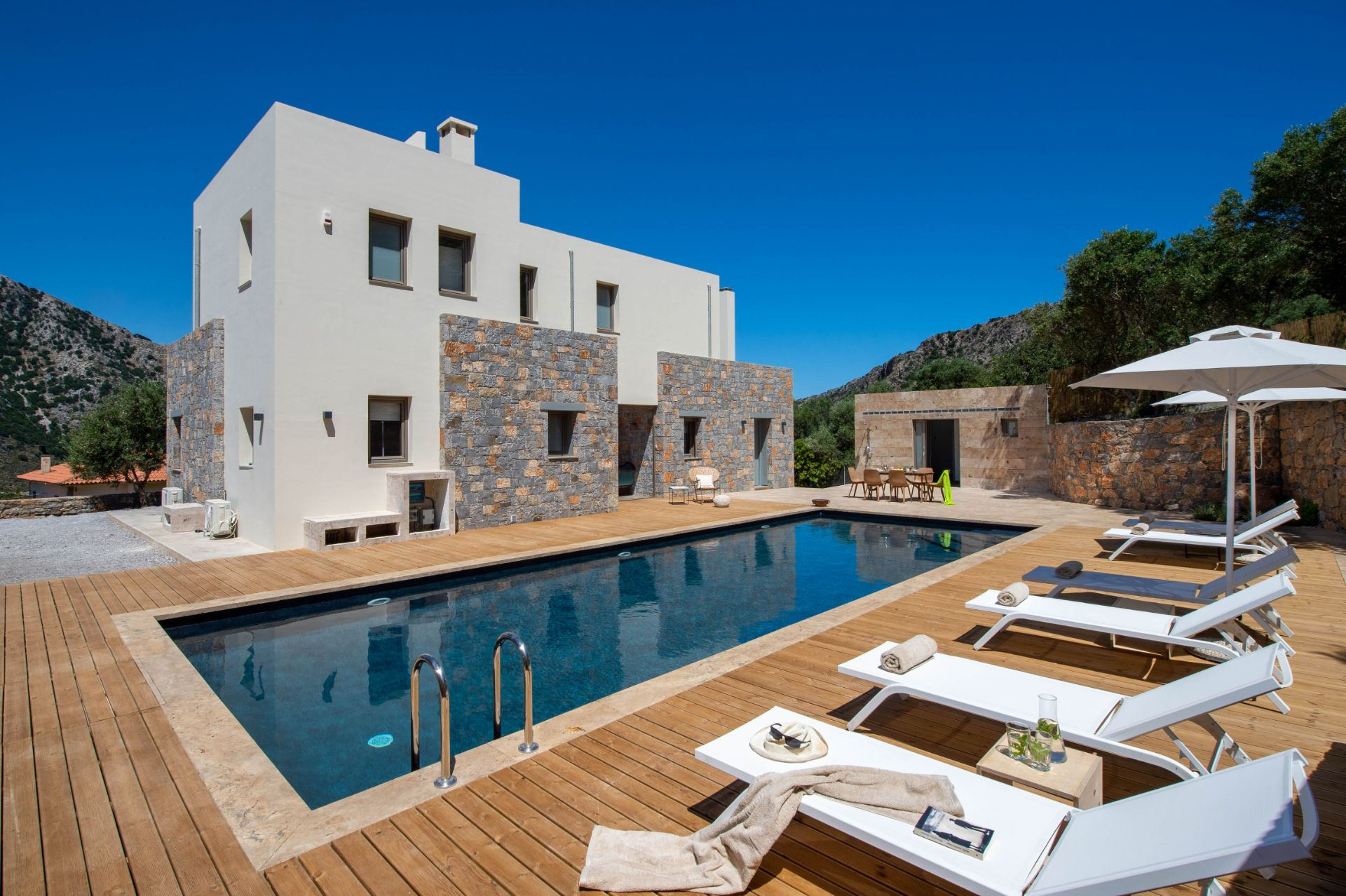 Villa in Crete with Private Pool - Villa Adagio - Main 1